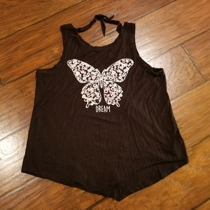 Justice butterfly tank